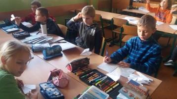 Matematyka na wesoło – warsztaty ze studentami Politechniki Poznańskiej – 3a