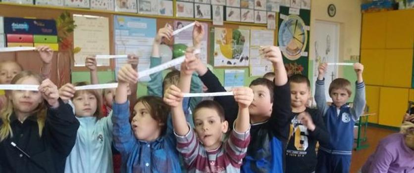 Andrzejki w klasie 3a