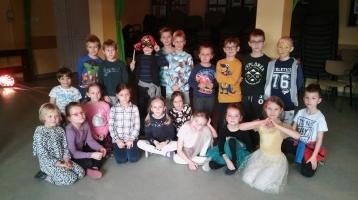 Andrzejki w klasie 2 A