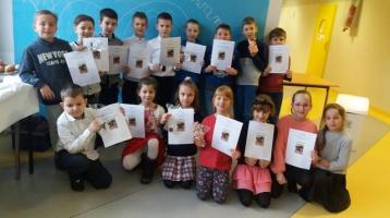 """IIa – gala konkursu """"Piernik jak malowany"""" w ZSS nr 105"""