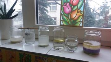 IIa – nasze eksperymenty