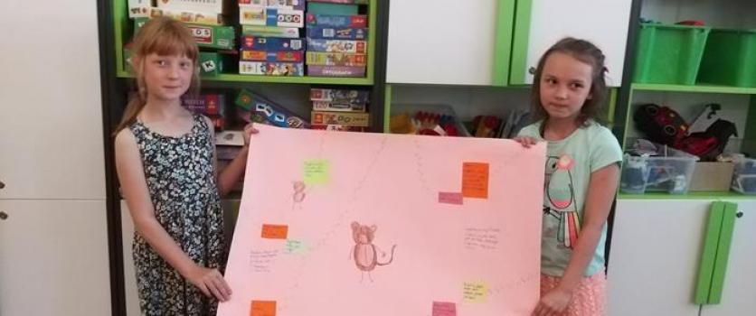 Zwierzęta świata – prezentacje przygotowane przez uczniów klasy II a