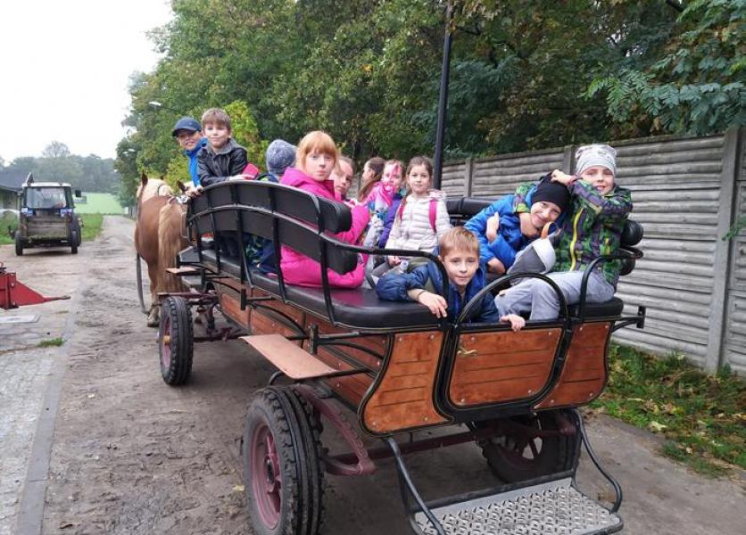Jesień na wsi – z wizytą w Muzeum Rolnictwa w Szreniawie