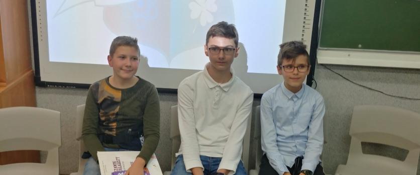 Międzyszkolny Turniej Matematyczny – wielki sukces!
