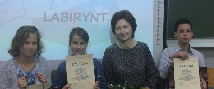 Turniej Matematyczny uczniów klas VI miasta Poznania