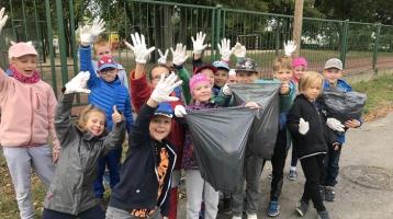Sprzątanie świata – 2B