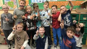 Dzień Chłopaka w klasie 2 B