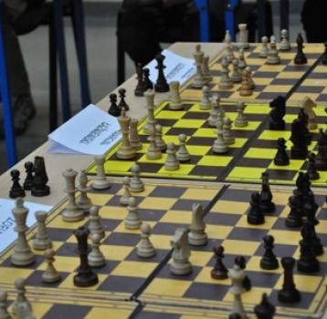 II miejsce naszych szachistów!