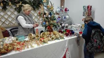 Wycieczka kl. 2 a,b, do Szreniawy- kultywowanie tradycji bożonarodzeniowych