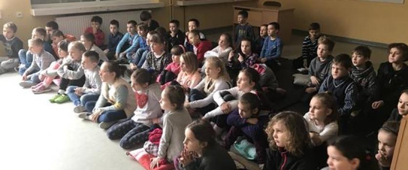 Welcome to New York/ teatrzyk w języku angielskim dla klas 0-3