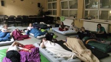 Noc w szkole – VIb
