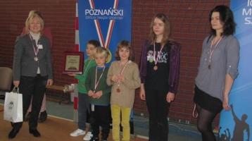 Igrzyska Młodzieży Szkolnej Poznania w Szachach