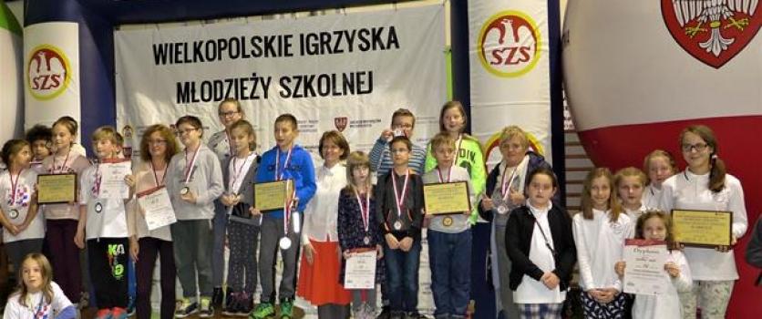 III miejsce w Województwie, awans do igrzysk ogólnopolskich
