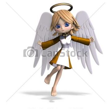 Pierwszy Dzielnicowy Konkurs na najpiękniejszego Anioła 3D!