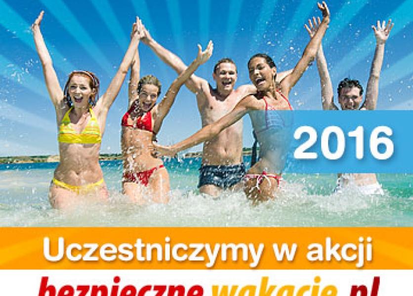 Bezpieczne wakacje!!