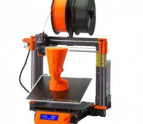 Lekcja pokazowa drukarki 3D w klasie 3B