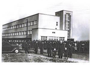 skan szkoła dawniej